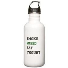 Smoke Weed Eat Yogurt Water Bottle