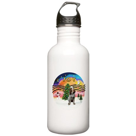 Xmusic2-Spinone (c) Stainless Water Bottle 1.0L