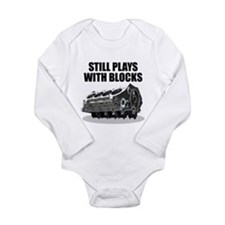 playswithblocks_chevy Body Suit
