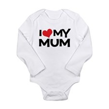 Cute Karyn Long Sleeve Infant Bodysuit