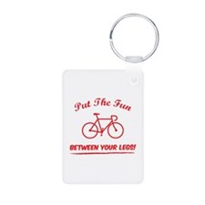 Put the fun between your legs! Keychains