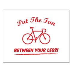 Put the fun between your legs! Posters