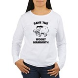 Save the wooly mammoth T-Shirt