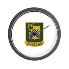DUI - 2nd Squadron - 16th Cavalry Regiment Wall Cl