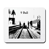 9 Ball Mousepad