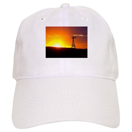 Windmill Sunset Cap