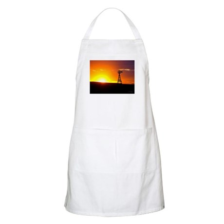 Windmill Sunset Apron