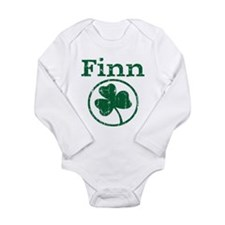 Cute Finn Long Sleeve Infant Bodysuit