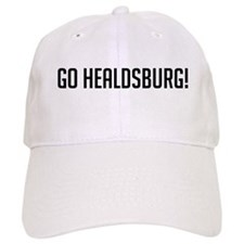 Go Healdsburg Baseball Cap