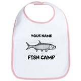 Custom Fish Camp Bib