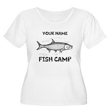 Custom Fish Camp T-Shirt