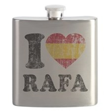 Rafa Faded Flag Flask