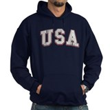 Vintage Team USA Hoody