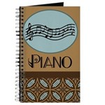 Piano Practice Journal