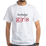 Unique Quads birthday Shirt