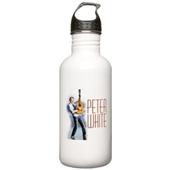 Peter White D2 (color) Water Bottle