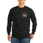 Masonic Biker Brothers Long Sleeve Dark T-Shirt