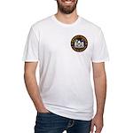Masonic Biker Brothers Fitted T-Shirt