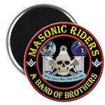 Masonic Biker Brothers 2.25