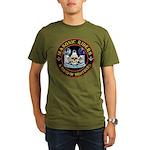 Masonic Riders Organic Men's T-Shirt (dark)