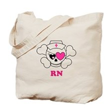 RN Pirate Tote Bag