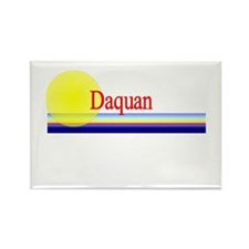 Daquan Rectangle Magnet