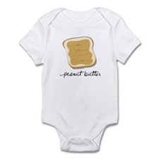 Cool Peanut butter Infant Bodysuit