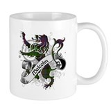 Malcolm Tartan Lion Small Mug