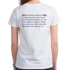The Pledge of Allegiance Tee