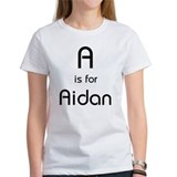 A Is For Aidan Tee