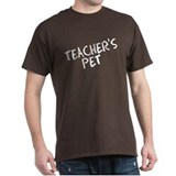 Funny Teachers Pet School T-Shirt