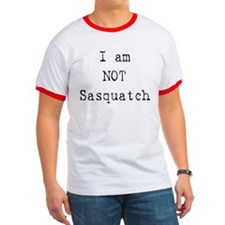 I'm Not Sasquatch Big Foot T