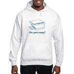 Do you copy? Hooded Sweatshirt