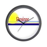 Desiree Wall Clock