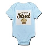 Unique My uncle Infant Bodysuit