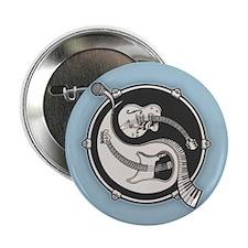 "Yin Band 2.25"" Button"