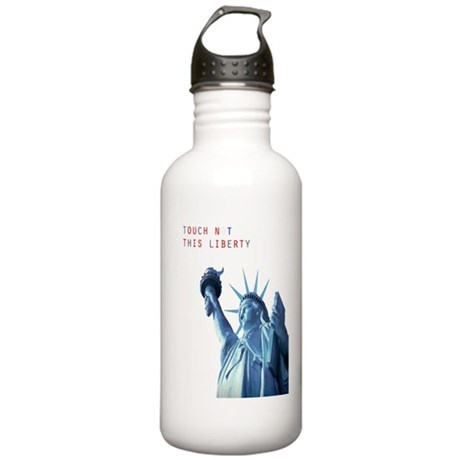 TOUCH NOT THIS LIBERTY Stainless Water Bottle 1.0L
