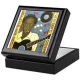 Robert Johnson Hell Hound On My Trail Keepsake Box