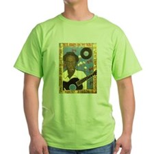 Robert Johnson Hell Hound On My Trail T-Shirt