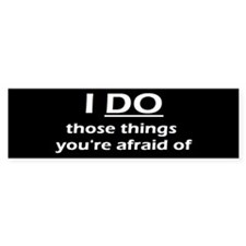 ThoseThings2.png Bumper Sticker
