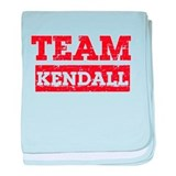 Team Kendall baby blanket