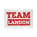 Team Landon Rectangle Magnet
