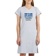 Solving the World's Sudoku Women's Nightshirt