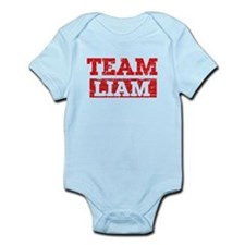 Team Liam Infant Bodysuit