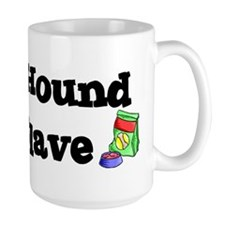 Plott Hound FOOD SLAVE Mug