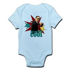 Obama - President Cool Infant Bodysuit