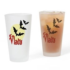Vlads (Pale Moon) Drinking Glass