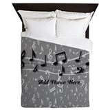 Music notes Duvet Covers