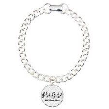 Personalized Musical Notes design Bracelet