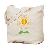 Sun, Green, Me Tote Bag